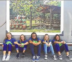 Girls Scouts receive bronze award - Portsmouth Daily Times