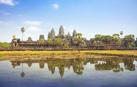 Angkor Wat Temple Siem Reap Cambodia Sticker Wall Decals Alexander Ozerov