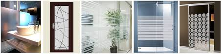 etched glass adhesive vinyls for