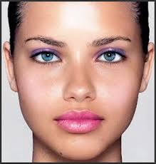 how to apply makeup using photo