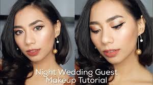 simple and easy makeup kondangan night