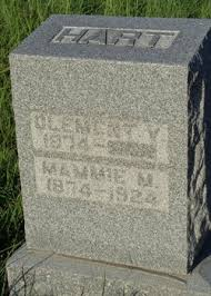 Mammie Myrtle Perry Hart (1874-1924) - Find A Grave Memorial
