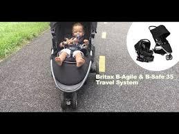 britax b agile b safe 35 travel system