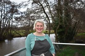 Wendy Edwards from community cafe The Weir in Taunton | Somerset County  Gazette