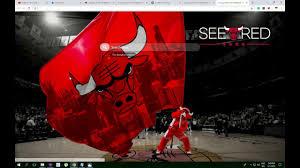 chicago bulls wallpaper new tab chrome