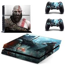 Game God Of War Ps4 Skin Sticker Decal Vinyl For Sony Playstation 4 Console And 2 Controllers Ps4 Skin Sticker Consoleskins Co