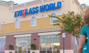 eye exam costs at eyeglass world