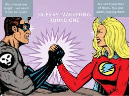 """Adam Blitzer - """"Sales & Marketing:The New Power Couple Has Arrived"""""""