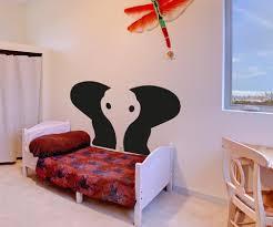 Vinyl Wall Decal Sticker Elephant Design Os Aa1296 Stickerbrand