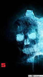war 5 ice omen logo hd wallpaper