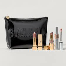 ysl lip travel set the art of mike