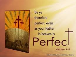 bible verses about perfection