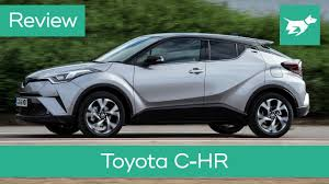 Toyota C-HR 2019 review: A Unique Compact Crossover - YouTube