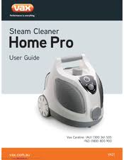 vax home pro user manual pdf