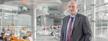 Q&A: DR ADAM HILL - McLaren Applied