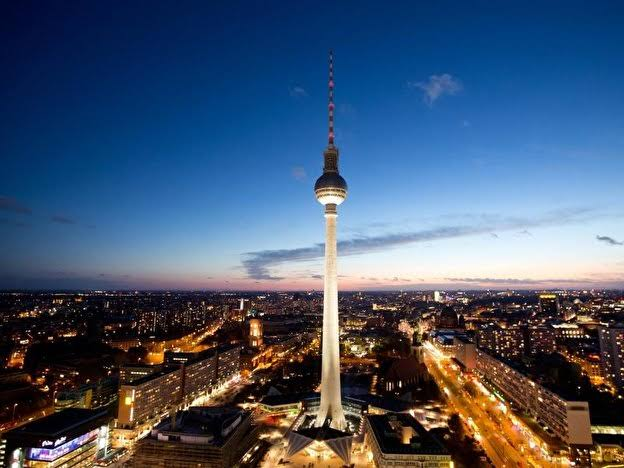 Image result for Berlin TV Tower (Berliner Fernsehturm) Tours ""