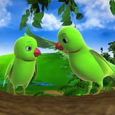 3d animation nursery rhymes stories