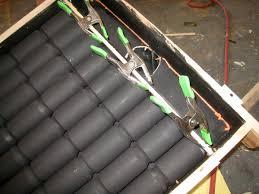 using a solar garage heater modernize