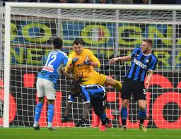 Coppa Italia, Inter slip to a 1-0 defeat against Napoli at San ...