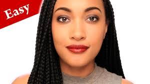 makeup tutorial for light brown skin