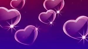 خلفيات متحركة للمونتاج قلوب متحركة خلفيات مجانية خلفيات رومانسية