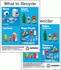Dsny Recycling Materials Request