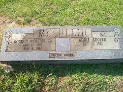 Addie Wallace Cooper McCullin (1892-1982) - Find A Grave Memorial