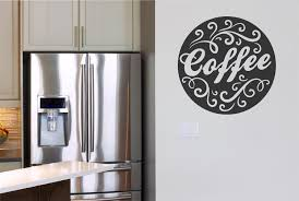 Coffee Brand Pattern Wall Decal Lace Vinyl Stickers Home Decor Coffee Cafe Shop Lettering Wall Sticker Modern Design Art Wall Cling Art Wall Cling Decals From Onlinegame 12 21 Dhgate Com