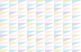 pastel pattern geometric triangle