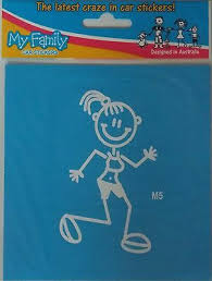 My Family Car Window Sticker Granny In Trousers Gm3 1st Class Post Archives Midweek Com