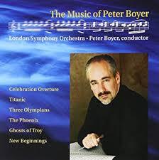 Amazon | Music of Peter Boyer | London Symphony Orchestra | 交響曲・管弦楽曲・協奏曲 |  音楽