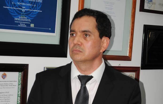 Doctor Gerardo Martín González López.