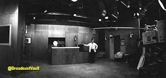 Johnny Ginger Set at WXYZ-TV Studios - The Broadcasting Vault