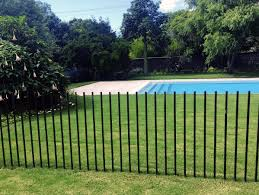 Top 50 Best Pool Fence Ideas Exterior Enclosure Designs Pool Fencing Landscaping Pool Fence Backyard Pool Landscaping