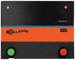 Amazon Com Gallagher G328504 M150 110 Volt Fencer 60 Acre 11 Mile Livestock Equipment Garden Outdoor