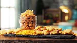 how to make homemade goldfish you