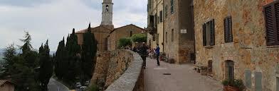 Pienza (Siena), Luoghi d'interesse, organizzazione, country resort ...