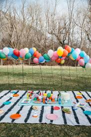 As Seen On The Today Show Ultimate Diys For The Dog Days Of Summer Picnic Birthday Garden Party Decorations Picnic Party