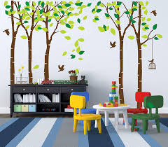 Tree Wall Decal Black Hobby Lobby For Childrens Room Home Depot Amazon Art With Picture Frames Bedroom Nursery Vamosrayos