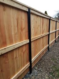 Lifetime Steel Posts Heavy Duty Steel Fence Posts For Wooden Fences
