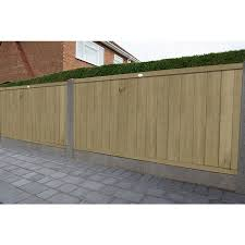 Forest 6 X 3 Pressure Treated Vertical Tongue And Groove Fence Panel 1 83m X 0 91m Shedstore