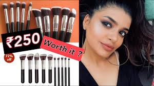 amazon india makeup brushes beauty