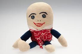 Doll - Ada Perry, Humpty Dumpty, circa 1930s-1960s