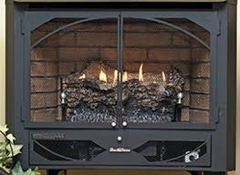 fireplaces gas logs and heaters