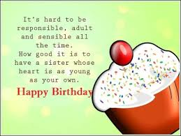 sweet birthday quotes for sister scrap nice wishes