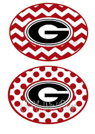 Georgia Bulldogs Georgia Bulldogs Georgia Dawgs Car Decals Vinyl