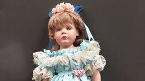 porcelain dolls left on doorsteps