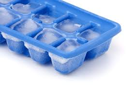 how your ice cubes affect your homemade