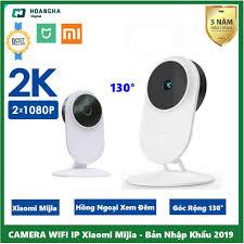 Camera wifi Xiaomi Mijia AI 2.0 1080 FULLHD - Chuẩn 1080 - Camera IP giám  sát hồng ngoại Xiaomi Mijia, độ phân giải 1080