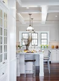 pendants for a transitional kitchen